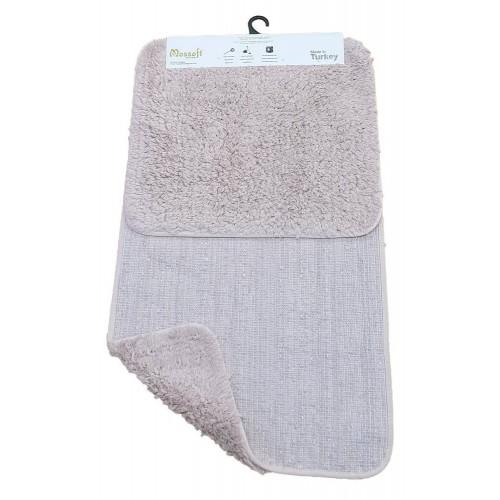 Набор ковриков для ванной Tafting пудра