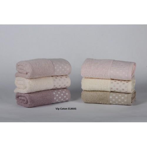 Комплект полотенец  6 шт Cestepe Vip cotton Elmas