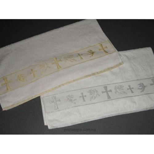 Полотенце махрове для хрестин