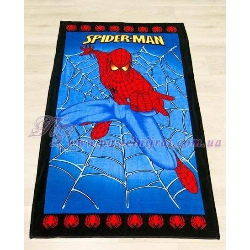 Полотенце пляжное Человек паук