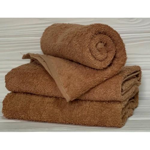 Туркменское махровое полотенце Кемел