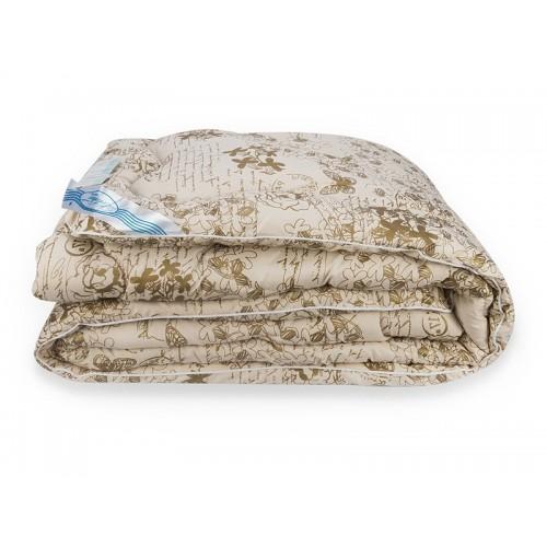 Ковдра з овечої вовни Зима Leleka-Textile