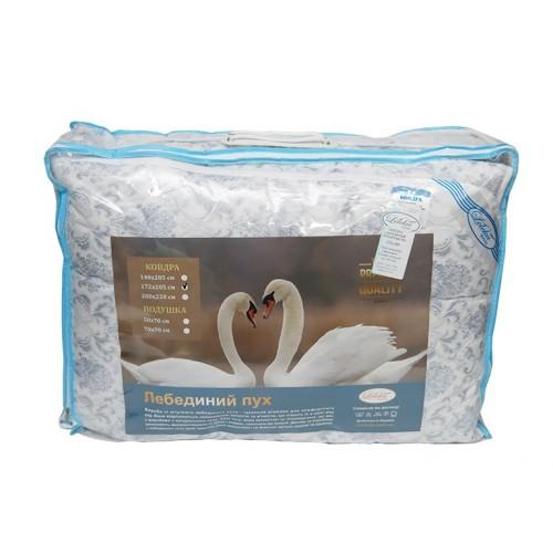 Одеяло Лебединый пух Премиум Leleka-Textile