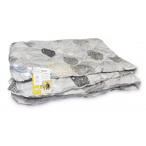 Ковдра з овечої вовни стандарт Leleka-Textile