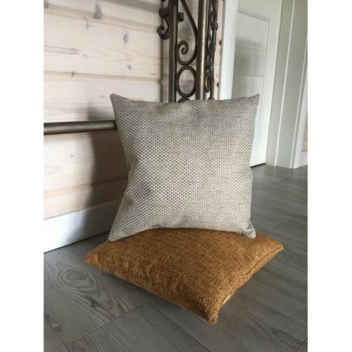 Подушка декоративна капучино