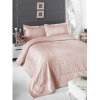 Покрывало на кровать First Choice Debora - Pudra