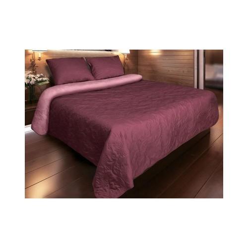 Покривало на ліжко ТЕП  Vintag - Бордо