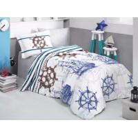 Детский комплект постельного белья Clasy Marine