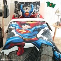 Постільна білизна Ozdilek Супермен
