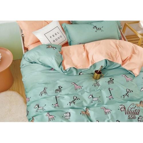 Детское постельное белье Viluta 558 Жирафы