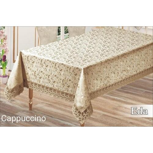 Скатерть на стол Maison Royal Eda капучино